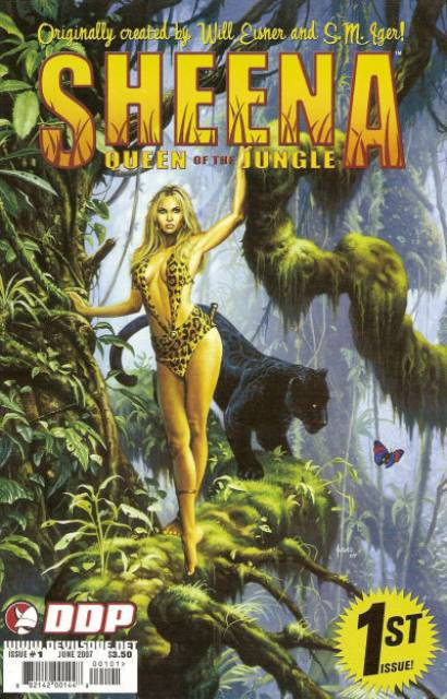 Sheena Queen of the Jungle (2007) Complete Bundle - Used