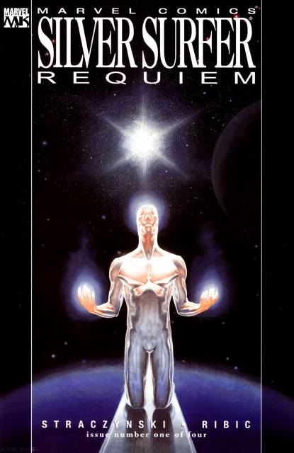 Silver Surfer Requiem (2007) Complete Bundle - Used