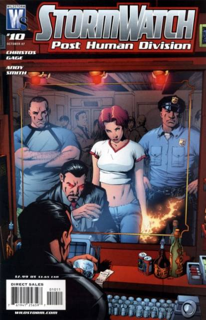 Stormwatch: Post Human Division (2006) no. 10 - Used