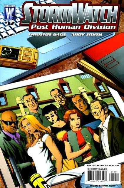 Stormwatch: Post Human Division (2006) no. 12 - Used