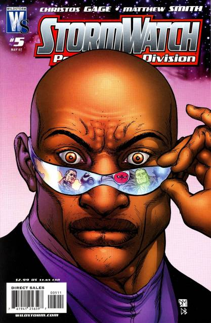 Stormwatch: Post Human Division (2006) no. 5 - Used