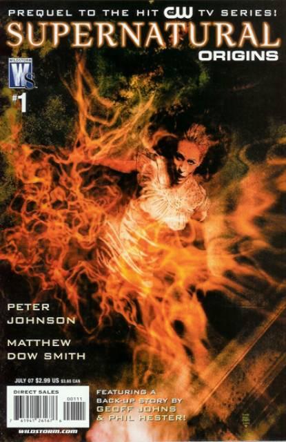 Supernatural: Origins (2007) Complete Bundle - Used