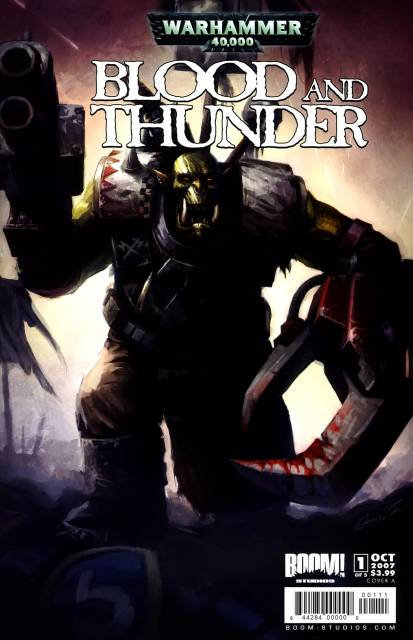Warhammer 40K: Blood and Thunder (2007) Complete Bundle - Used