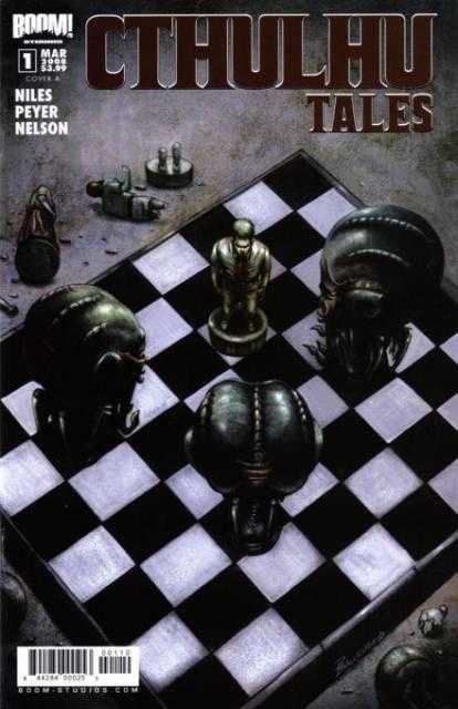 Cthulhu Tales (2008) Complete Bundle - Used