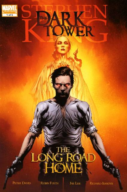 Dark Tower: The Long Road Home (2008) Complete Bundle - Used