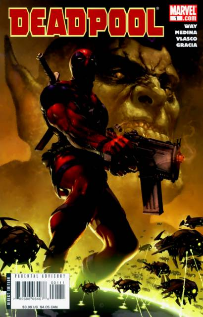 Deadpool (2008) no. 1 - Used