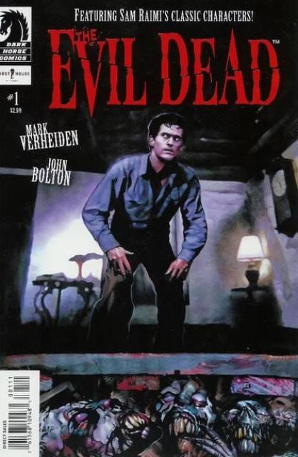 Evil Dead (2008) Complete Bundle - Used