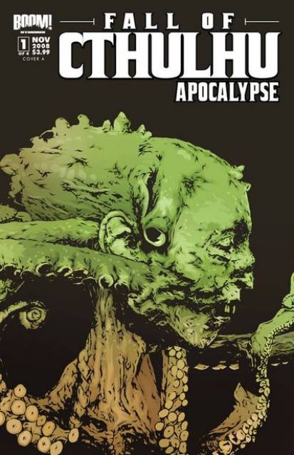 Fall of Cthulhu Apocalypse (2008) Complete Bundle - Used