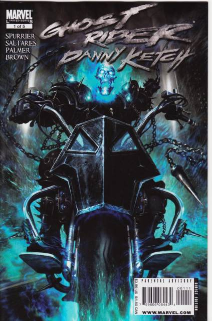 Ghost Rider: Danny Ketch (2008) Complete Bundle - Used