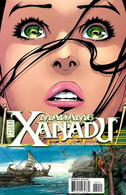 Madame Xanadu (2008) no. 20 - Used