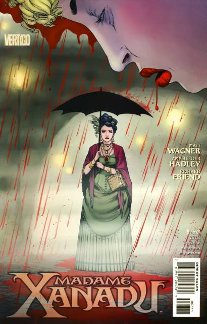 Madame Xanadu (2008) no. 8 - Used