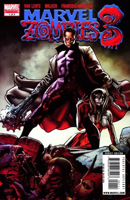 Marvel Zombies 3 (2008) Complete Bundle - Used
