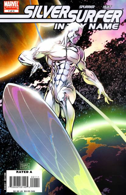 Silver Surfer: In Thy Name (2008) Complete Bundle - Used