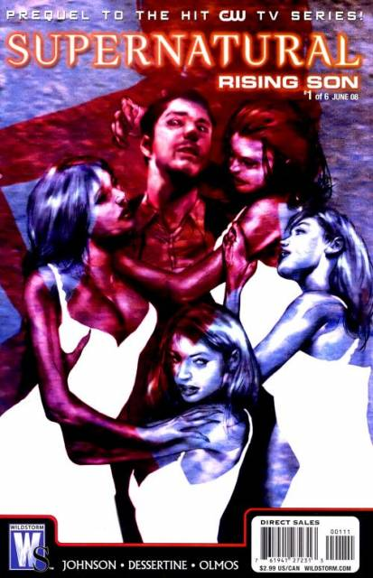 Supernatural: Rising Son (2008) Complete Bundle - Used