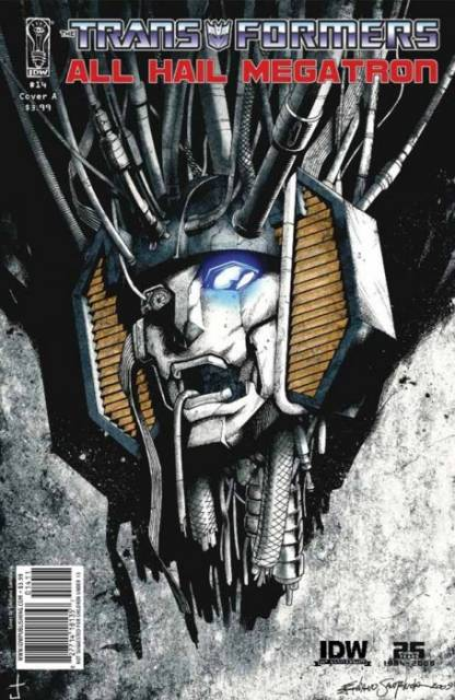 Transformers All Hail Megatron (2008) no. 14 - Used