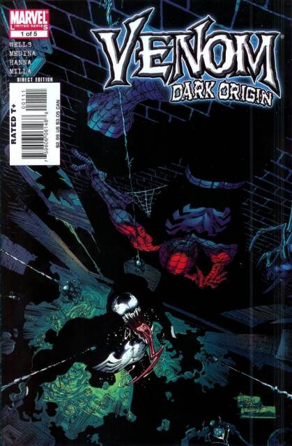 Venom Dark Origin (2008) Complete Bundle - Used
