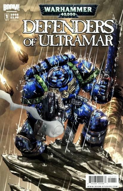 Warhammer 40K: Defenders of Ultramar (2008) Complete Bundle - Used