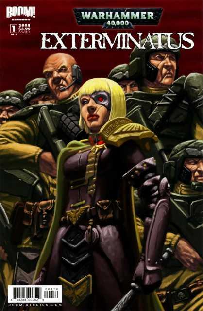 Warhammer 40K: Exterminatus (2008) Complete Bundle - Used