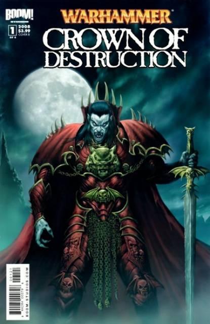 Warhammer: Crown of Destruction (2008) Complete Bundle - Used