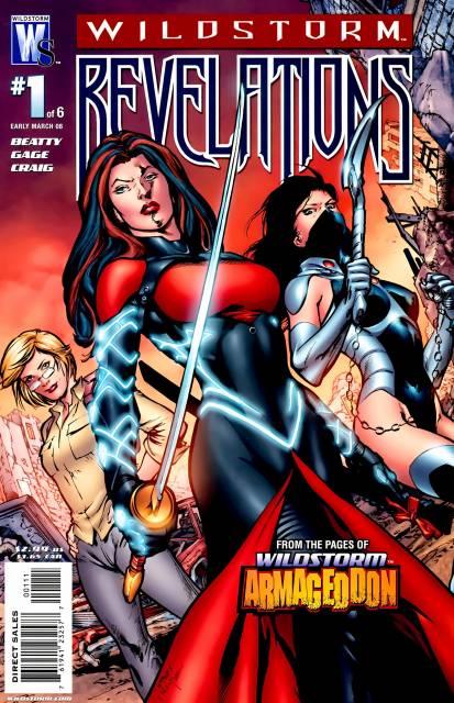 Wildstorm Revelations (2008) Complete Bundle - Used