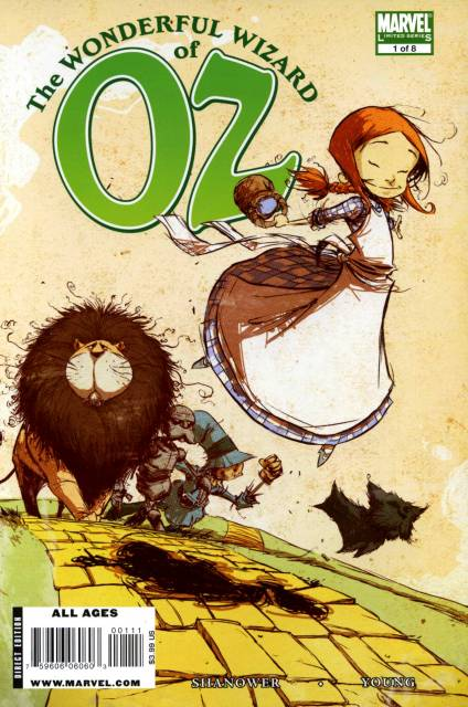 The Wonderful Wizard of Oz (2008) Complete Bundle - Used