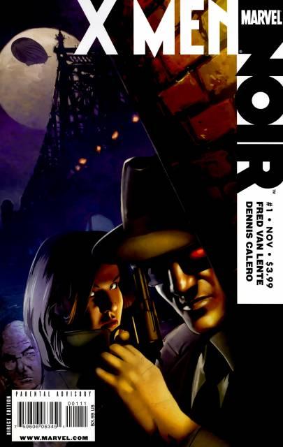 X-Men Noir (2008) Complete Bundle - Used