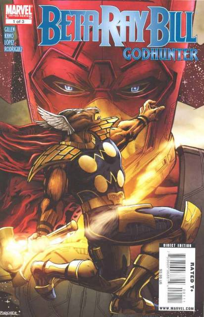 Beta Ray Bill Godhunter (2009) Complete Bundle - Used