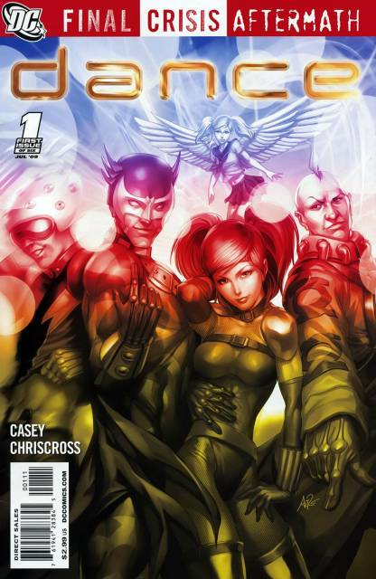 Final Crisis: Aftermath: Dance (2009) Complete Bundle - Used