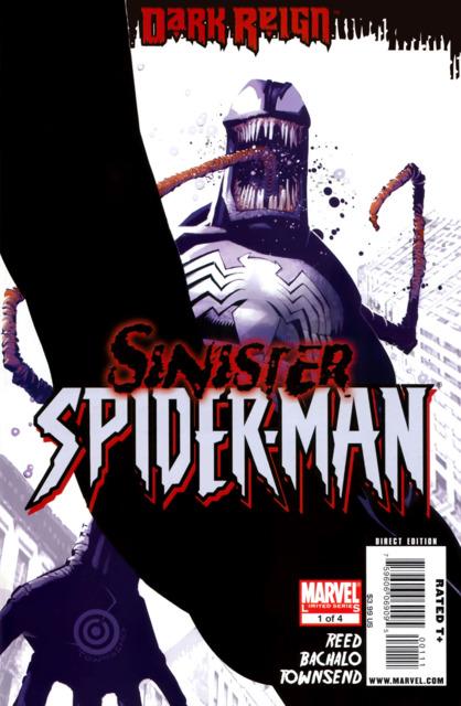 Dark Reign: Sinister Spider-Man (2009) Complete Bundle - Used
