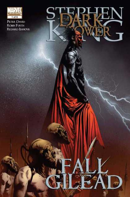 Dark Tower: Fall of Gilead (2009) Complete Bundle - Used