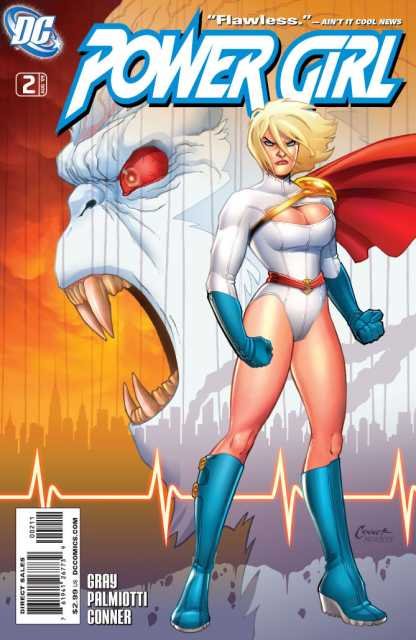 Power Girl (2009) no. 2 - Used