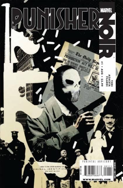 Punisher Noir (2009) Complete Bundle - Used