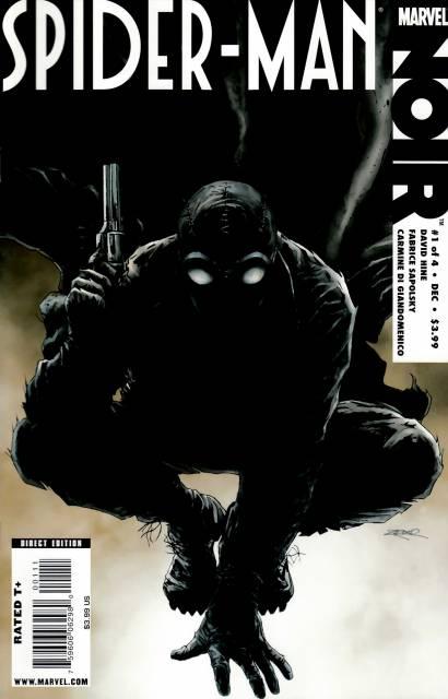 Spider-Man Noir (2009) Complete Bundle - Used
