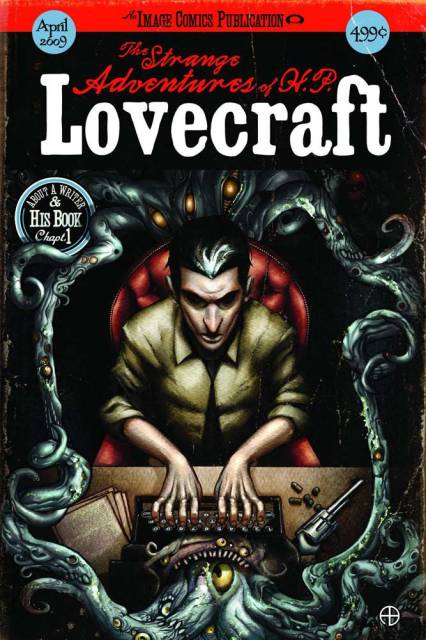 Strange Adventures of HP Lovecraft (2009) Complete Bundle - Used