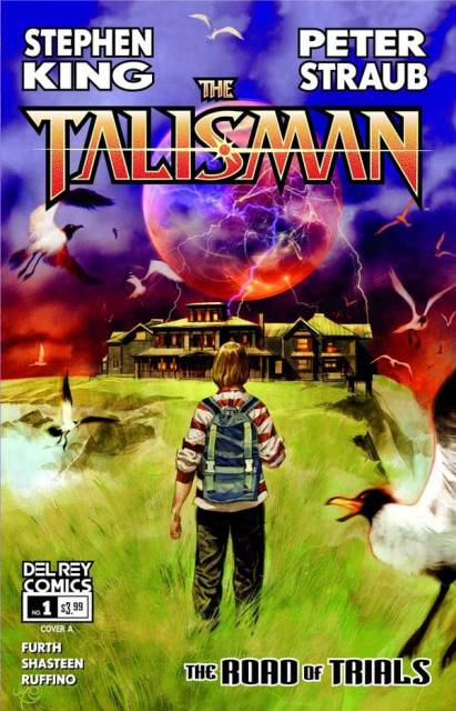 The Talisman: The Road of Trials (2009) Complete Bundle - Used