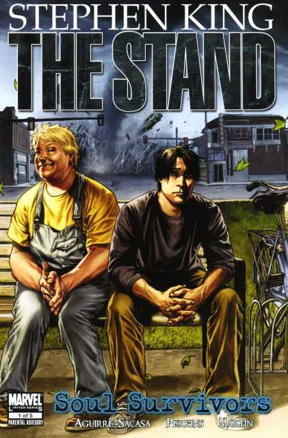 The Stand: Soul Survivors (2009) Complete Bundle - Used