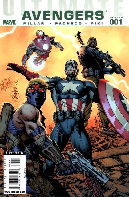 Ultimate Avengers (2009) Complete Bundle - Used