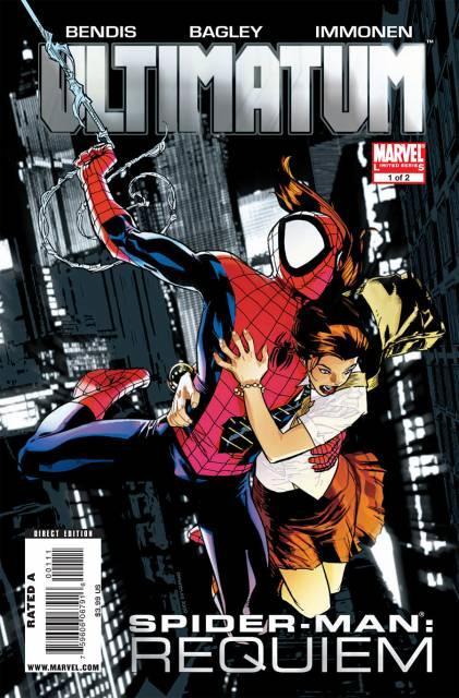 Ultimatum: Spider-Man: Requiem (2009) Complete Bundle - Used