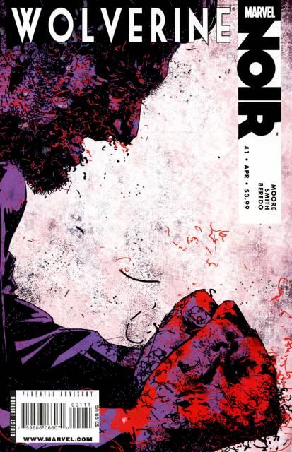 Wolverine Noir (2009) Complete Bundle - Used