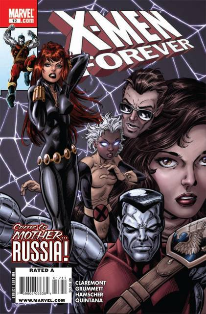 X-Men Forever (2009) no. 12 - Used
