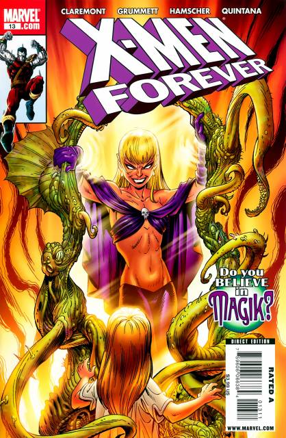 X-Men Forever (2009) no. 13 - Used