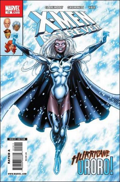X-Men Forever (2009) no. 15 - Used