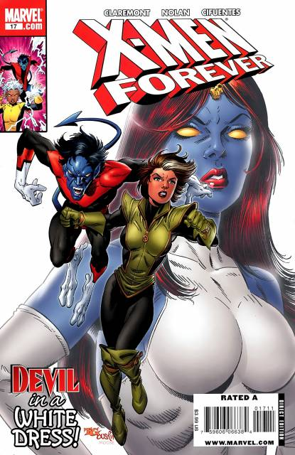 X-Men Forever (2009) no. 17 - Used