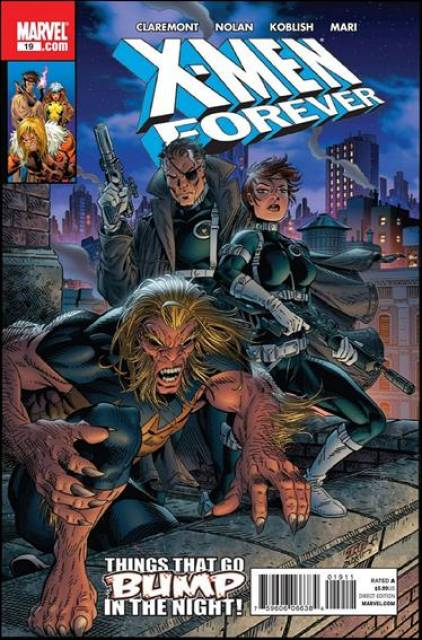 X-Men Forever (2009) no. 19 - Used