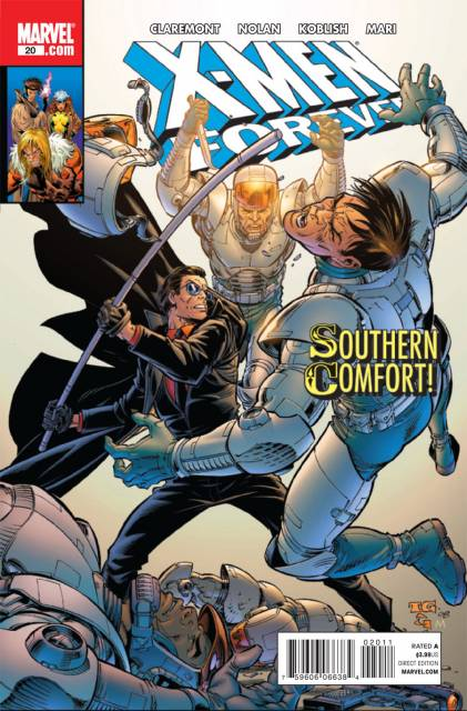 X-Men Forever (2009) no. 20 - Used