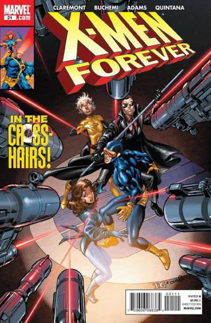 X-Men Forever (2009) no. 21 - Used