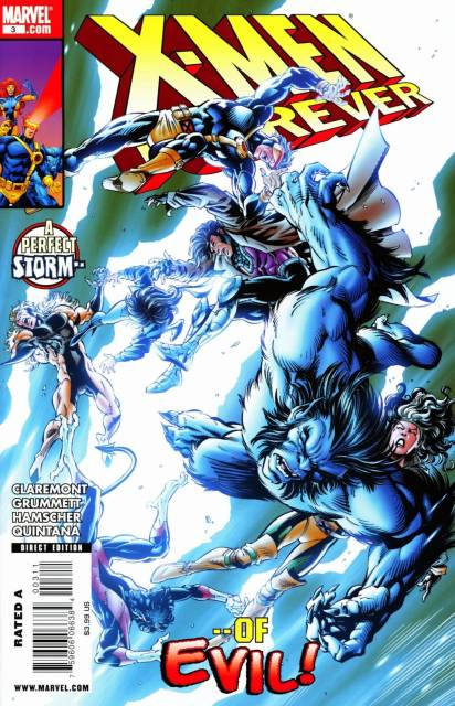 X-Men Forever (2009) no. 3 - Used