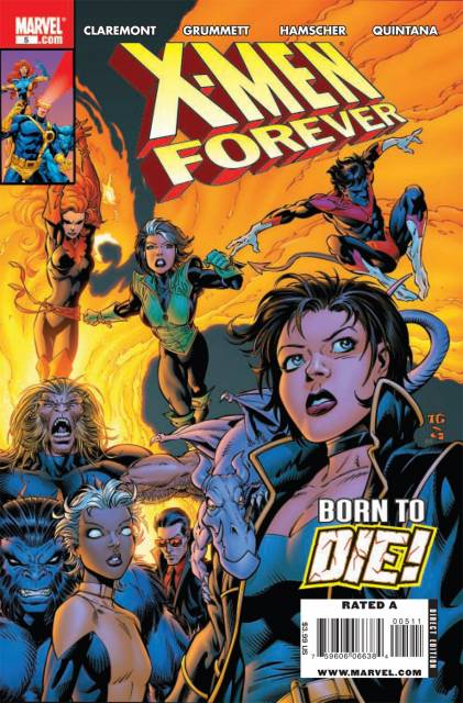 X-Men Forever (2009) no. 5 - Used