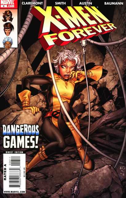 X-Men Forever (2009) no. 6 - Used