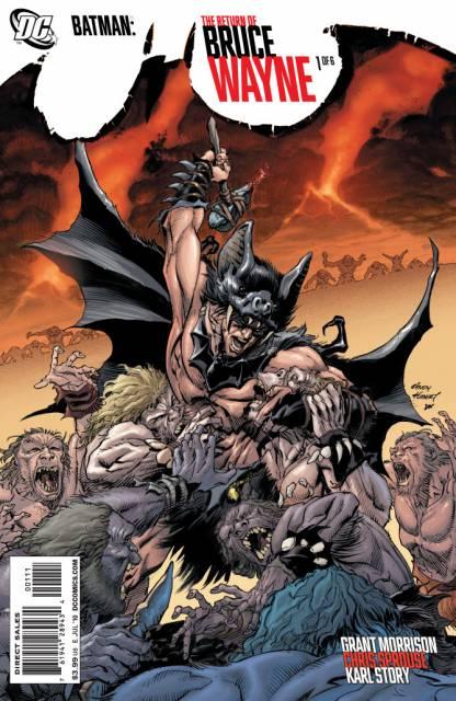 Batman: Return of Bruce Wayne (2010) Complete Bundle - Used